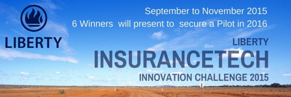 Liberty InsuranceTech Innovation Challenge 2015